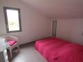 chambre lit 140 mezzanine